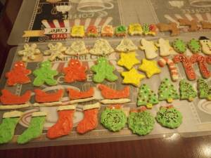 Donna's Best Holiday Butter Cookies