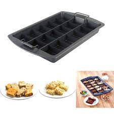 Chicago Metallic Professional Slice Solutions Brownie Pan