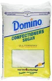 Domino Confectioners Sugar 10X Powdered Pure Cane Sugar