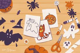 Halloween Crafts/Games