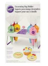 Wilton Icing Bag Stand Holder