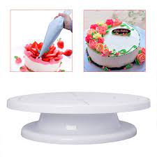 Rotating Cake Stands