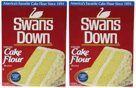 Swans Down, Cake Flour, 32oz Box